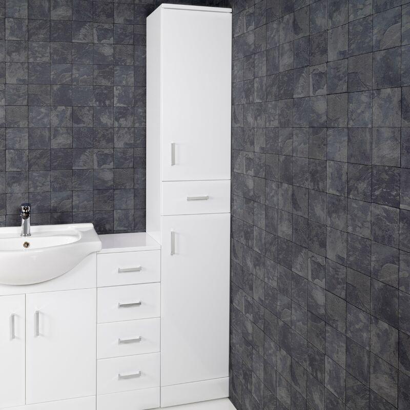 Bathroom Toilet Vanity Cabinet Tall