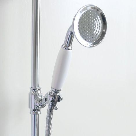 Bathroom Traditional Shower Handset with Shower Hose