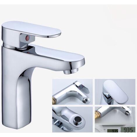 Bathroom valve Monotrou heating and cooling washbasin valve (A2 (
