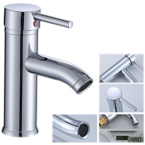 Bathroom valve Monotrou heating and cooling washbasin valve (B3 (