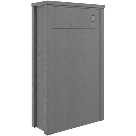 Bathrooms To Love LUCIA 510 WC Unit Grey Ash