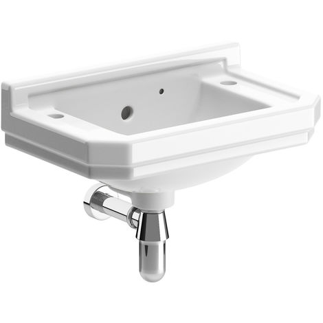 Bathrooms to Love Sherbourne Cloakroom Basin 310 x 500 x 250mm White