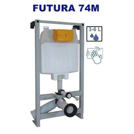 Bâti FUTURA74 à commande sensitive