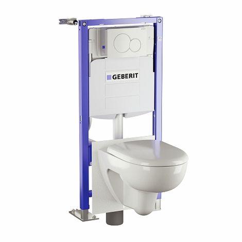 Bâti-pack WC suspendu Geberit Sigma Prima 118.224.11.1