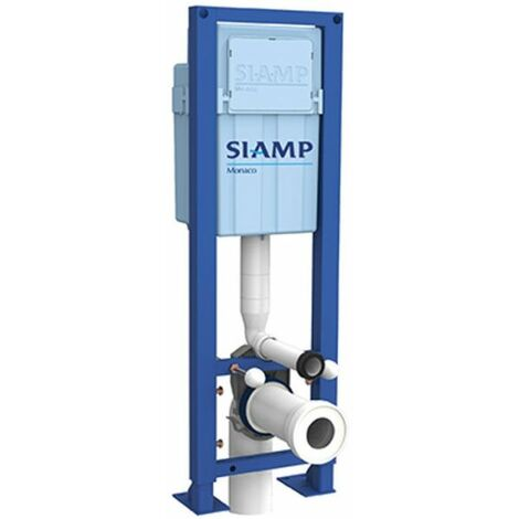 Bâti-support autoportant avec évacuation - INGENIO BCU - Siamp
