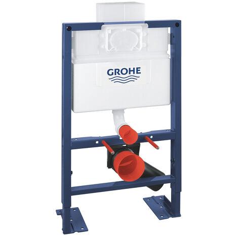GROHE - Bâti support pour wc hauteur réduite Rapid SL, 0.82 m