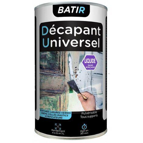 Batir Decapant Universel Liquide 1l - BATIR