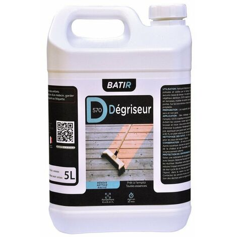 Batir Degriseur D570 5l - BATIR