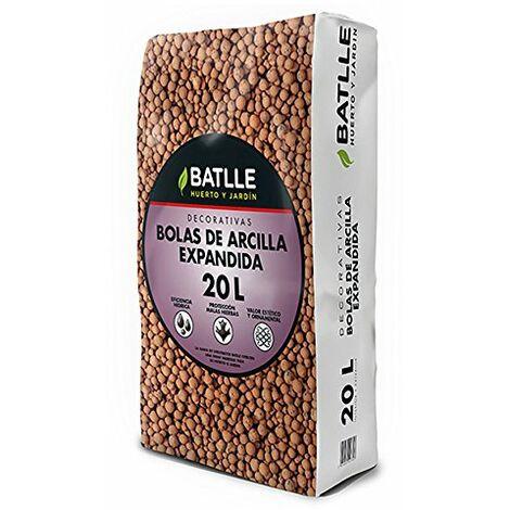 Batlle 960071unid Substrat Billes Argile expansee 20 l