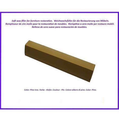 Baton de remplissage de cire pour le bois et le stratifie. Couleur -Pine tree. Le meilleur de l'elimination des defauts!