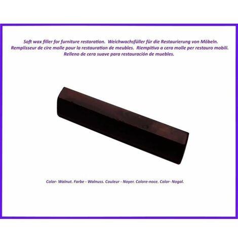 Baton de remplissage de cire pour le bois et le stratifie. Couleur -Walnut. Le meilleur de l'elimination des defauts!