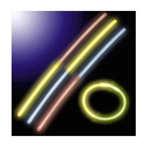 Bâtonnets lumineux Neon-Knick 20 cm multicolore 10 pc(s)
