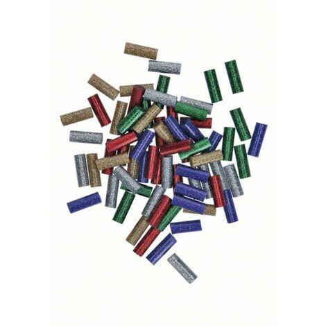 Bâtons de colle Bosch Accessories Gluey 2608002006 7 mm 20 mm effet scintillant 70 pc(s)