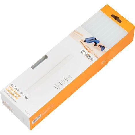 Bâtons de colle Steinel ULTRA Power 044930 11 mm 250 mm transparent 20 pc(s) C58653