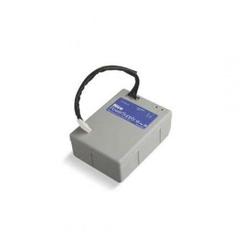 Batteria 24 V con caricabatteria integrato Nice PS124