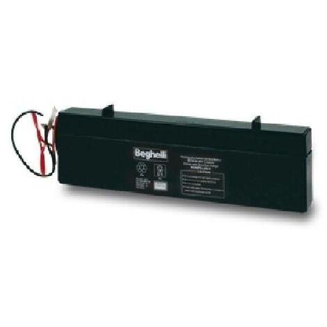 Batteria al piombo slim 6v 4ah 8800