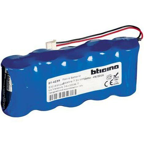 sirena esterna batteria