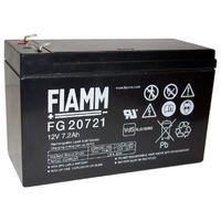 BATTERIA FIAMM 12V 7,2 Ah FG20721 VRLA AGM ERMETICA UPS ANTIFURTO SOLARE