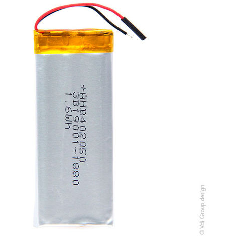 Batterie pile ricaricabili NiMH AA 1.2 V ReCyKo Blister 4 pezzi 2050 mAh