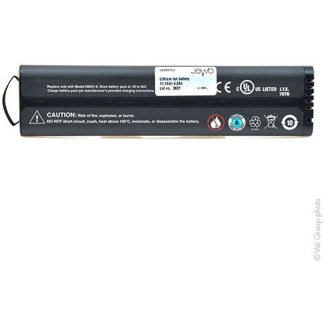 ORIGINALE VHBW ® BATTERIA 4.5ah Litio-Ion per SAMSUNG NAVIBOT sr8847 sr8848 sr8849
