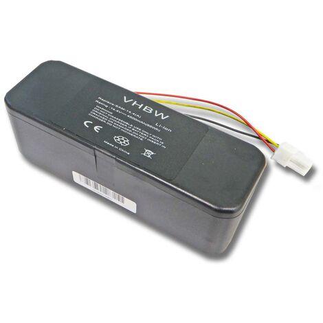 compatibile con iRobot Roomba 500 vhbw Li-Ioni Batteria 4500mAh 520 14.4V 530 sostituisce 11702 510 VAC-500NMH-33. GD-Roomba-500