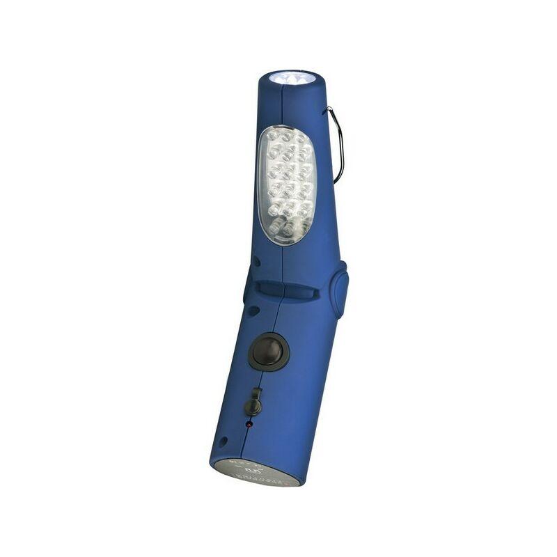 Batteria Worklight Led Flex E Il Cavo Di Ricarica Auto, Luminosità 60 Fasci Larghi / 18 Lm Concentrata Travi, X Ø Lunghezza 50 X 220 Mm A - SCANGRIP