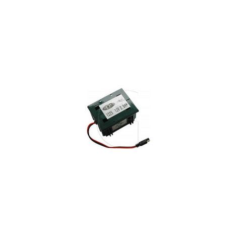 Batterie 12 Volts 2.5 Ampères pour tondeuse