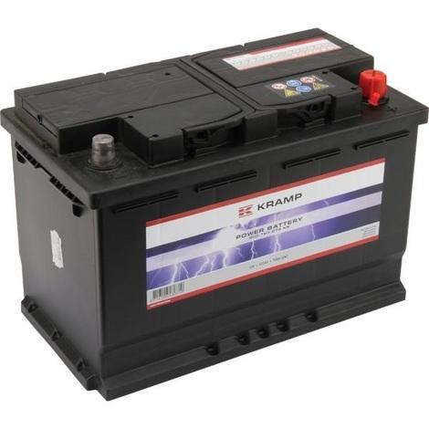 Batterie 12V 100Ah 720A - Universel