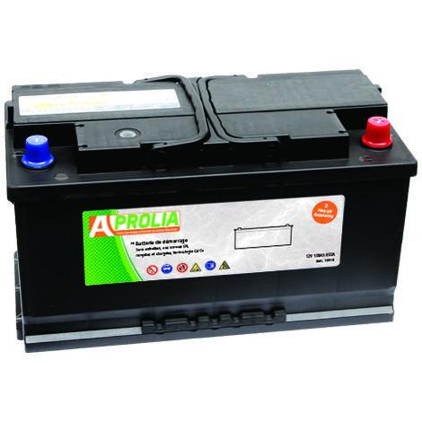 Batterie 12V 100Ah 850A - Universel