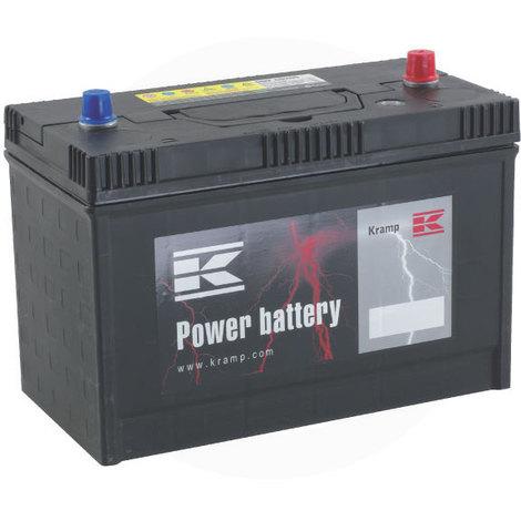 Batterie 12V 102Ah 680A - Universel