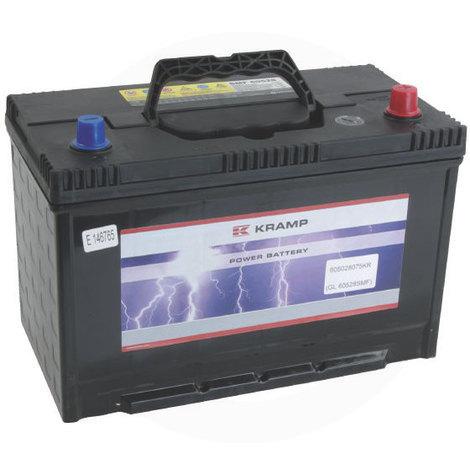 Batterie 12V 105Ah 750A - Universel