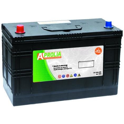 Batterie 12V 105Ah 800A - Universel