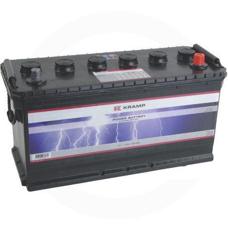 Batterie 12V 110Ah 850A - Universel