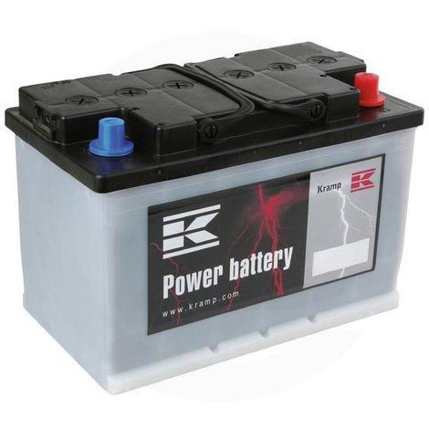 Batterie 12V 110Ah - Universel