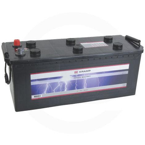 Batterie 12V 120Ah 680A - Universel