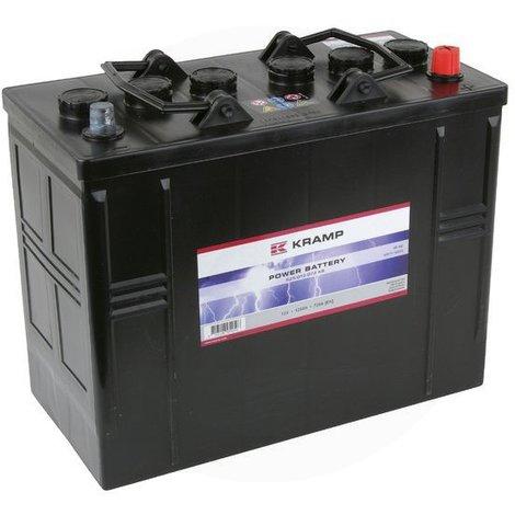 Batterie 12V 125Ah 720A - Universel