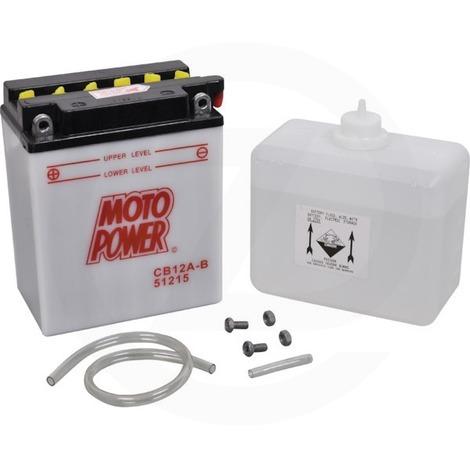 Batterie 12V 12Ah 165A - Universel
