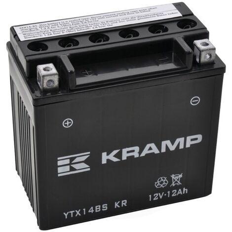 Batterie 12V 12Ah 180A - Universel