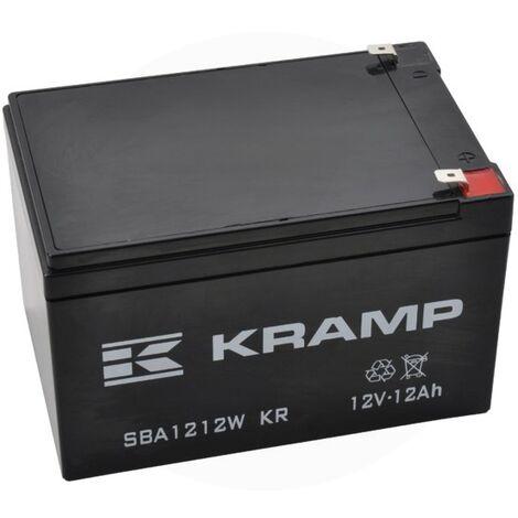 Batterie 12V 12Ah 68A - Universel
