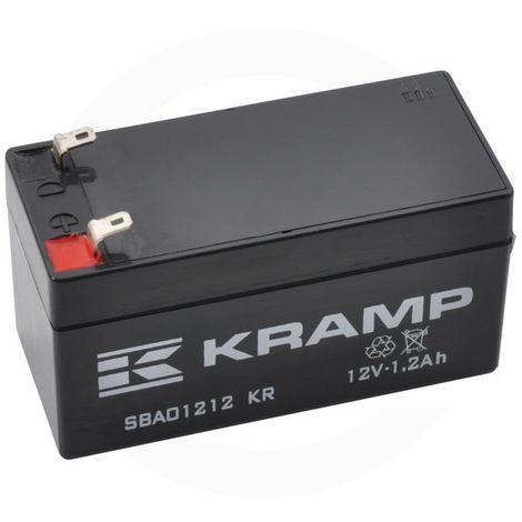 Batterie 12V 1,2Ah - Universel