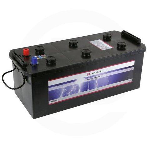 Batterie 12V 130Ah 680A - Universel