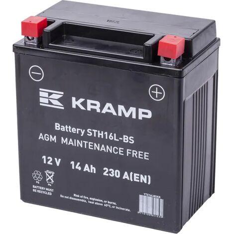 Batterie 12V 14Ah 140A - Universel