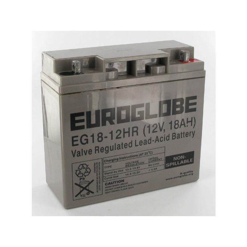 Batterie 12V 18Ah