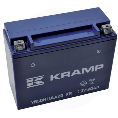 Batterie 12V 20Ah 200A - Universel