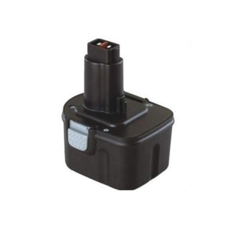 Batterie 12V 2.0Ah Ni-Mh - Pour machine Dewalt DE9074 - P305