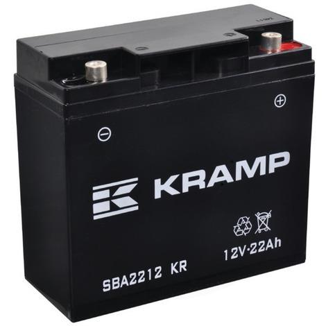 Batterie 12V 22Ah 160A - Universel