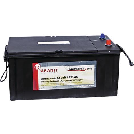 Batterie 12V 230Ah 1200A - Universel