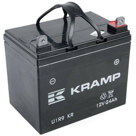 Batterie 12V 24Ah 180A - Universel