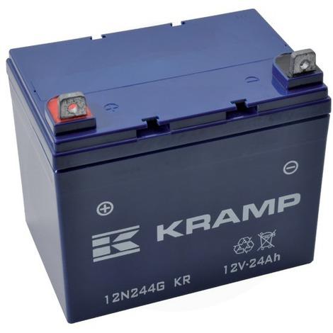 Batterie 12V 24Ah 200A - Universel