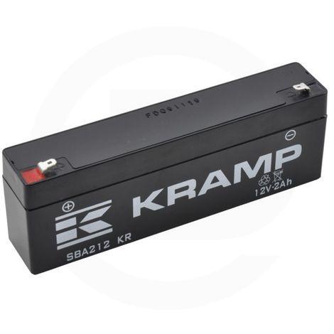 Batterie 12V 2Ah - Universel